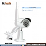 Wireless WIFI 1080P POE Network IP Camera