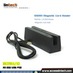 Pos System 135mm USB msr card reader for stripe card reading
